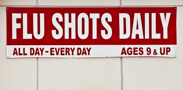 For Front Page Article  NO More FLU SHOTS dreamstime xl 19015636